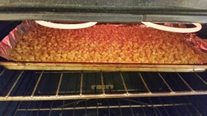 corn broiling