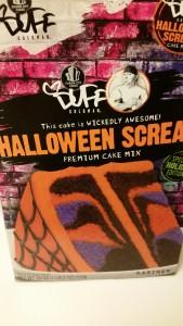 halloween cupcake box