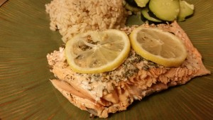 lemon-dill salmon plated 2