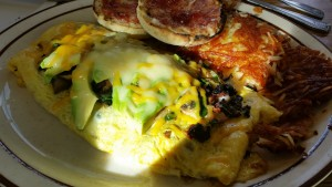 Cracked Egg - Tommy Knocker Omelet