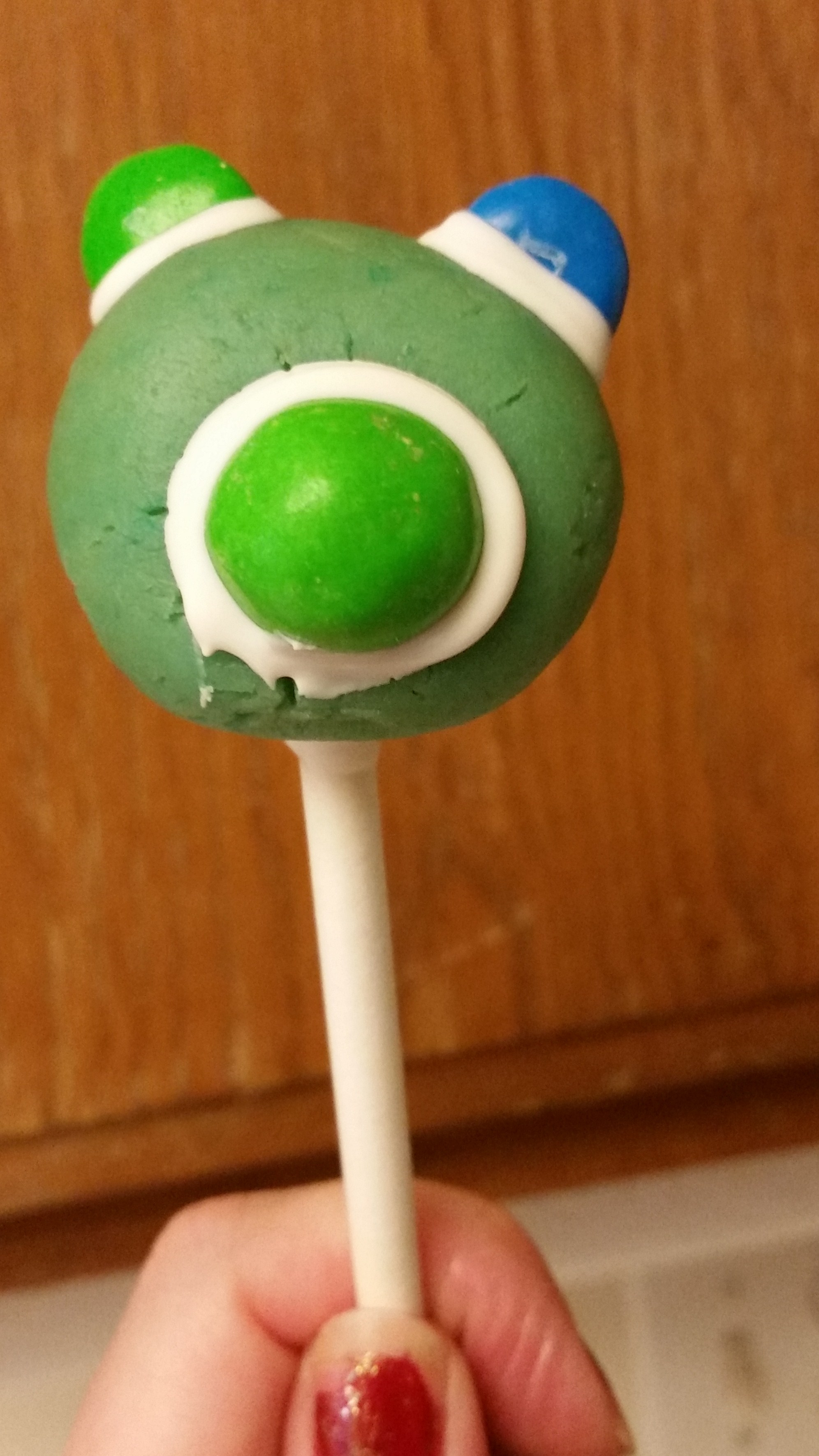 How To Make Chocolate For Cake Pops Thinner