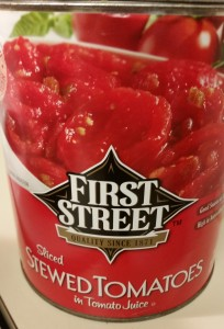 potluck chili - ingredients 3