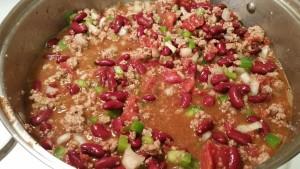 potluck chili - mixed
